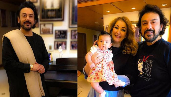 Adnan Sami's Love Life: After Having 3 Failed Marriages, He Is Now Happy In His 4th Marriage