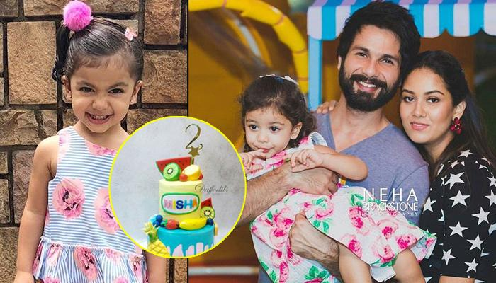 Shahid Kapoor And Mira Rajput Kapoor Hosted 'Twotti Fruity Party' For Misha Kapoor As She Turned Two