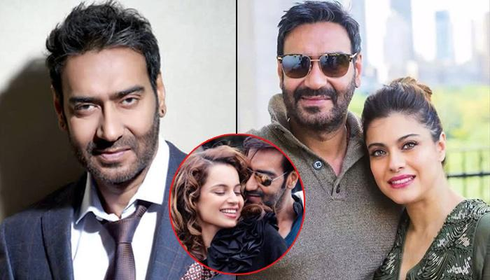 Ajay Devgn's Wife Kajol Once Wanted To Leave Home With Kids After A Rumoured Affair With His Co-Star