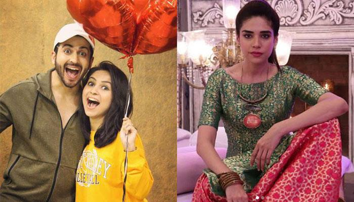 Kundali Bhagya Fame Anjum Fakih Tells Dheeraj Dhoopar To Be Hers, Wife Vinny Arora's Reply Is Savage