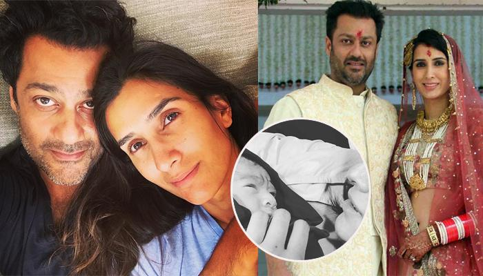Abhishek Kapoor And Pragya Yadav's 2nd Baby's First Look, Baby's Name And Reason Behind It Revealed