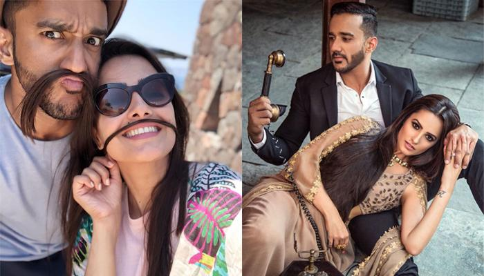 Anita Hassanandani Keeps 'Half-Teej' For Hubby Rohit Reddy, Makes A Super-Cute Promise To Him