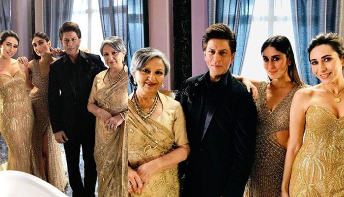 Kareena Kapoor Khan Twinning With 'Sasu Maa' Sharmila Tagore, Share Screen Space Together
