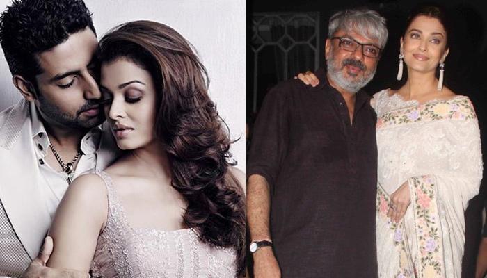 Did Aishwarya Rai Bachchan Say 'No' To Sanjay Leela Bhansali Film For Abhishek Bachchan? She Answers