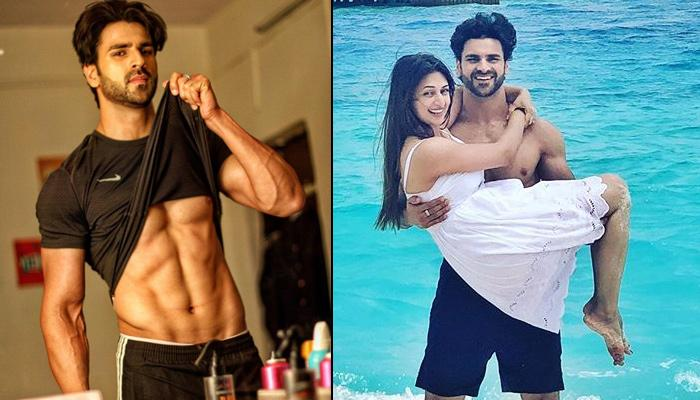 Vivek Dahiya's Chiselled Body In Latest Photoshoot Made Divyanka Tripathi Feel She's A 'Lucky Girl'