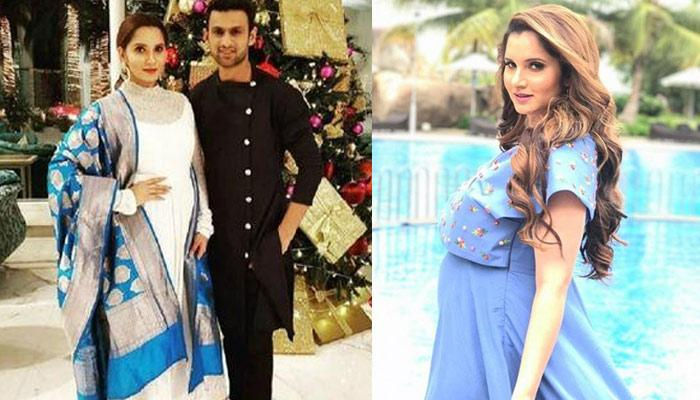 A Fan Asked Sania Mirza If She Has Planned The Name Of The Baby, Her Reply Is Epic!