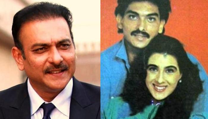Throwback: Ravi Shastri Got Engaged To Amrita Singh And Later Said He Doesn't Want An 'Actress Wife'