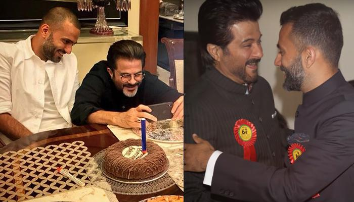 Anil Kapoor Is All Praises For 'Damaad' Anand S Ahuja, Says He's Not His Son-In-Law But His Son