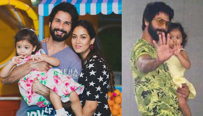 Shahid Kapoor And Big Sis Misha, Visit Mira Rajput And Newborn Baby At The Hospital