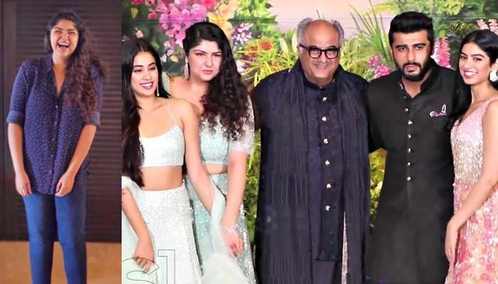 Anshula Kapoor Shares Daddy Boney Kapoor's Favourite Child Out Of Arjun, Janhvi, Khushi And Her