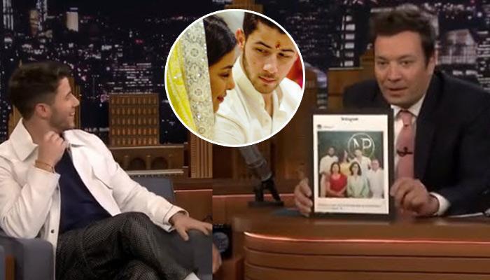 Nick Jonas Explains 'Roka' Ceremony On Jimmy Fallen's Show, Impresses Everyone With The Description