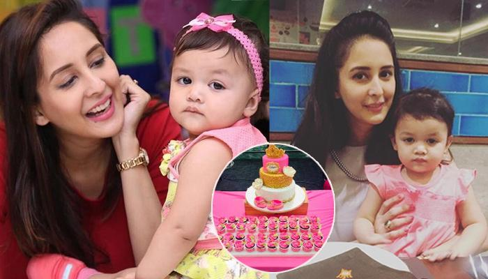 Chahatt Khanna Celebrates Daughter Zoharr's Birthday In A Pink-Themed Bash, Ex-Husband Not Invited
