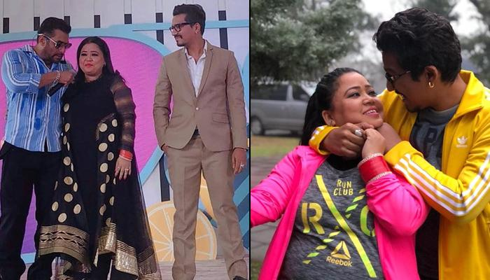 Bharti Singh Says She And Haarsh Limbachiyaa Might Just Plan Their Baby On 'Bigg Boss 12'