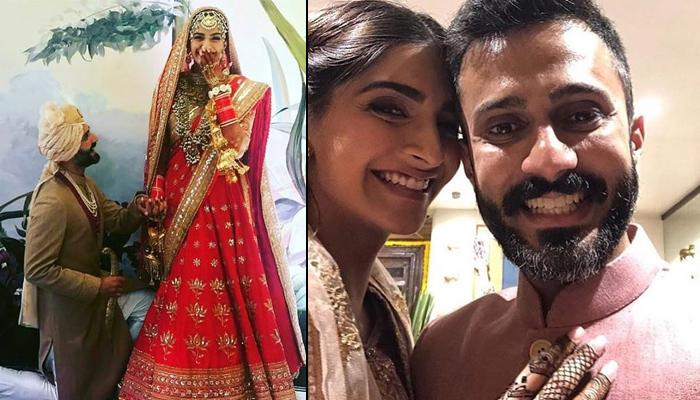Sonam Kapoor Ahuja Reveals An Interesting Detail About How Anand Ahuja Proposed Her, Video Inside