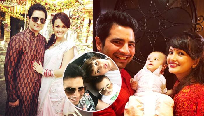 Karan Mehra Posts A Family Picture On His 36th Birthday Along With Nisha Rawal And Kavish Mehra