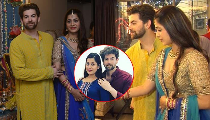 Unseen Picture Of Neil Nitin Mukesh's Pregnant Wife, Rukmini Sahay, Flaunting Her Baby Bump