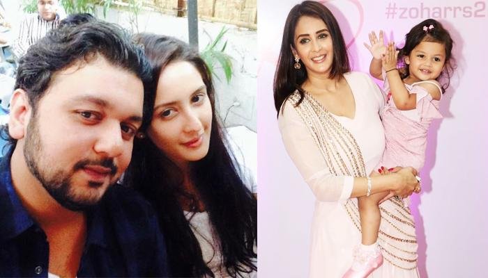 Chahatt Khanna Invites Her Soon-To-Be-Divorced Husband, Farhan Mirza On Daughter's Second Birthday