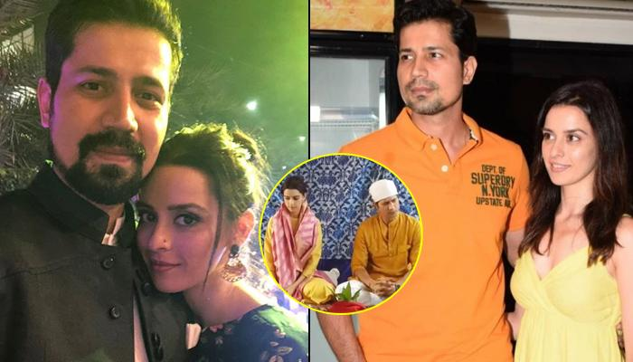 Sumeet Vyas And Ekta Kaul's Pre-Wedding Functions Have Begun, First Pictures From Their Puja Are Out