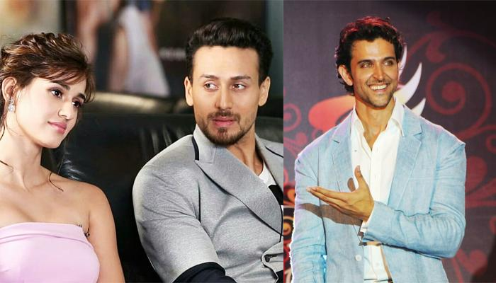 Tiger Shroff Talks About Disha Patani's Controversy Of Hrithik Roshan Flirting With Her