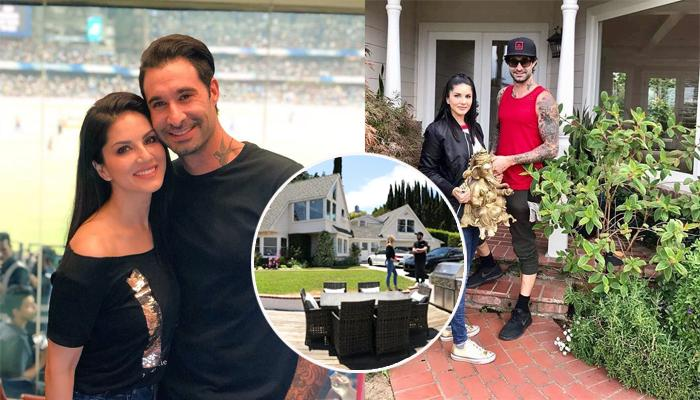 Sunny Leone And Daniel Weber's Los Angeles Bungalow, 10 Acre Property Is Stunning Beyond Imagination