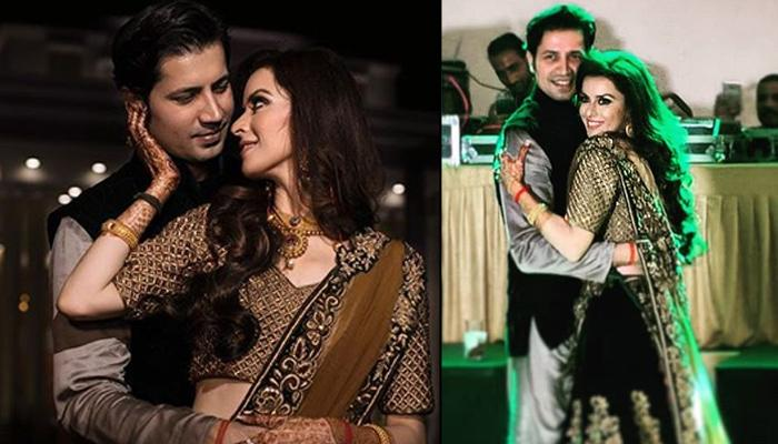 Sumeet Vyas And Ekta Kaul's Sangeet Ceremony, Soon-To-Be-Married Couple Danced Their Hearts Out