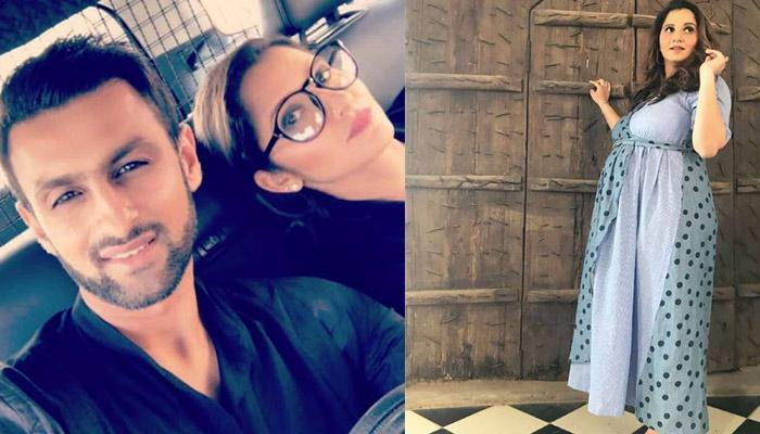 Mom-To-Be Sania Mirza Misses Shoaib Malik, Asks Him To Be Back Clean-Shaven, See What He Does
