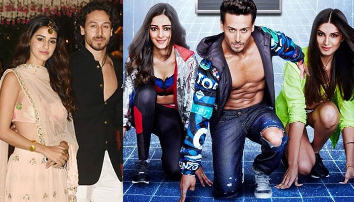 Disha Patani Broke Up With Tiger Shroff Due To His Closeness With A 'Student Of The Year 2' Co-Star?