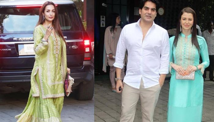 Malaika Reacted In Unexpected Way When She Met Ex-Hubby Arbaaz Khan's Alleged GF Georgia Andriani?