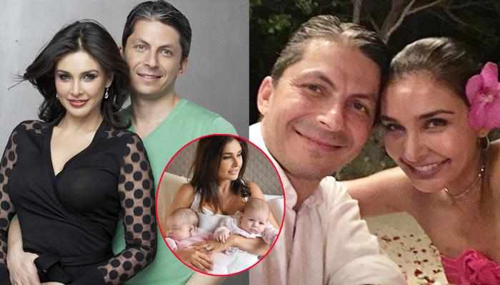 Lisa Ray Becomes A Mother To Twin Babies At 46 Through Surrogacy, Shares Picture And Unique Names
