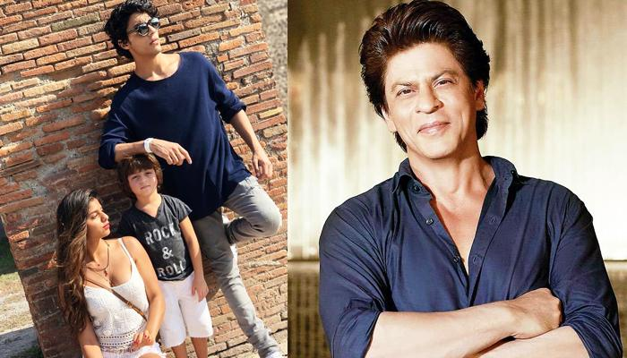 Shah Rukh Khan's Deep Insights On Parenthood, Says Our Children Are Not Our Responsibility