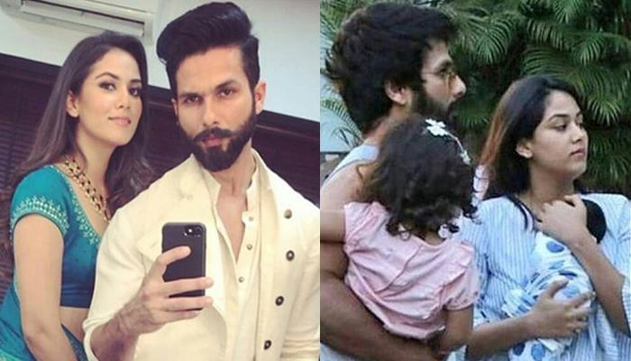 Shahid Kapoor Finally Reveals Who Kept Baby Boy Zain Kapoor's Name Between Him And Wifey Mira Rajput