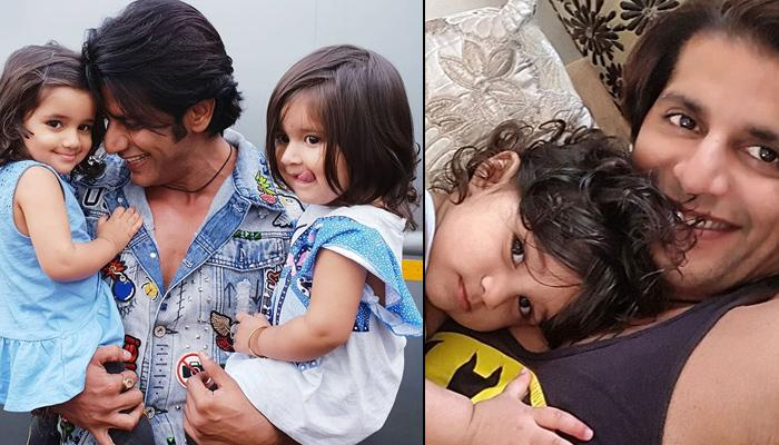 Bigg Boss 12 Contestant Karanvir Bohra's Daughter Vienna Misses Dad, Shares Adorable Message For Him