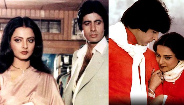 Major Throwback: Amitabh Bachchan Had Reportedly Slapped 'Lover' Rekha For An Iranian Dancer?