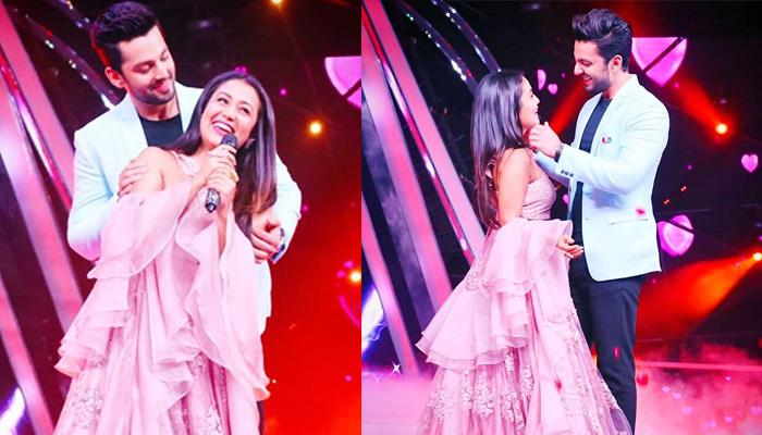 Neha Kakkar And Himansh Kohli Almost Confirm Their Relationship On 'Indian Idol 10', Indulge In PDA
