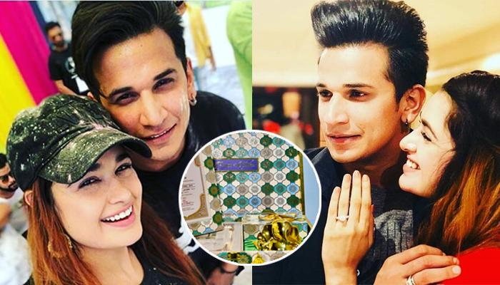 Exclusive: Prince Yuvika Narula And Yuvika Chaudhary's Wedding Card Is Finally Out, Details Inside
