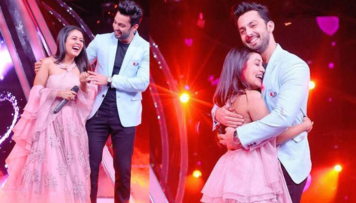 A Famous And Beautiful Actress Played The Cupid For Himansh Kohli And Neha Kakkar