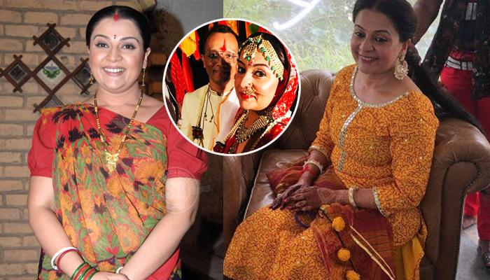 'Baa Bahoo Aur Baby' Actress, Suchita Trivedi Gets Married At 42, Her Bridal Look Inside