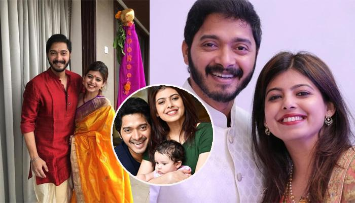 Shreyas Talpade Shares Full Pictures Of His Baby Girl, Aadya Talpade On World Daughter's Day