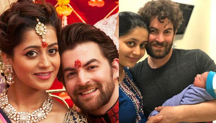 Neil Nitin Mukesh Shares His And Wife Rukmini Sahay's First Baby, Nurvi's Pictures On Daughter's Day
