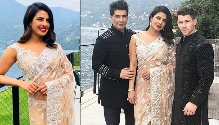 Priyanka Chopra Had To Borrow Clothes For Herself At Isha Ambani-Anand Piramal's Engagement Bash?