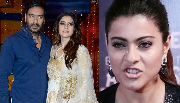 Ajay Devgn Shares Wife Kajol's WhatsApp Number On Twitter As Prank, Her Reaction Is Every Wife Ever