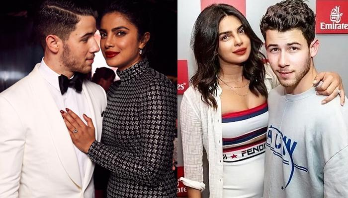 Unseen Picture Of Nick Jonas Video-Calling Priyanka Chopra Is Every Long Distance Relationship Ever