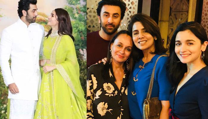 Mommies Neetu Kapoor-Soni Razdan Decide On Alia Bhatt And Ranbir Kapoor's Marriage Year Over Dessert