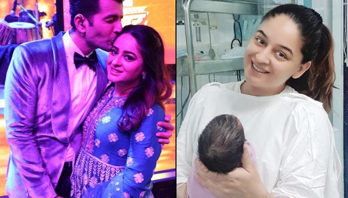 Mahhi Vij To Make An Appearance On TV With Hubby, Jay Bhanushali For The First Time Post-Pregnancy