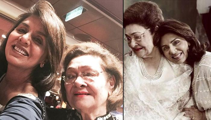 Neetu Kapoor's Heartfelt Eulogy For Mother-In-Law, Krishna Raj Kapoor On Her First Death Anniversary