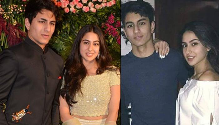 Sara Ali Khan And Ibrahim Ali Khan Set Festive Mood Right With Their First Magazine Cover Together