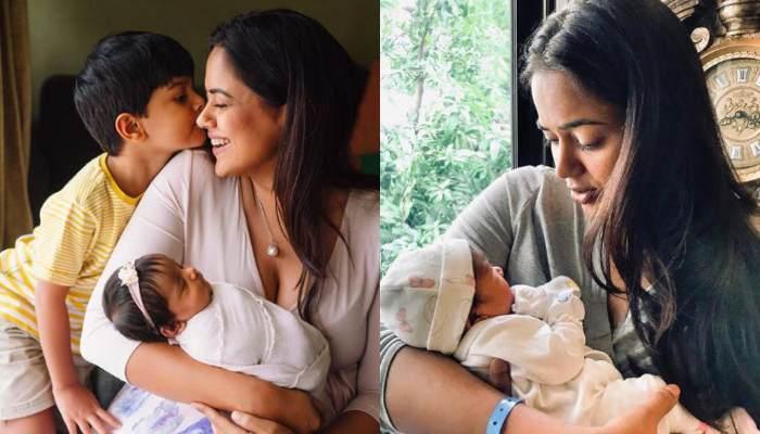 Sameera Reddy Says Motherhood Made Her Fearless, Recounting Her Adventurous Trip To Highest Peak