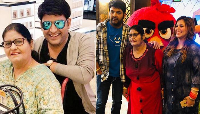 Kapil Sharma's Mom Reveals Whom Will He Choose First Between His Mother And His Wife, Ginni Chatrath
