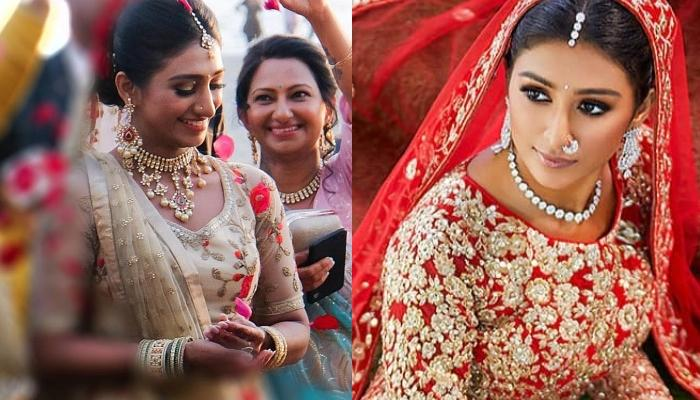 Mohena Kumari Singh Is Going To Be The Prettiest Bride And Her Latest Bridal Shoot Is A Proof Of It