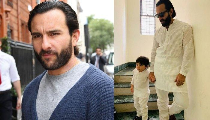 Saif Ali Khan Reveals That Son, Taimur Ali Khan Is Least Interested In Getting Photographed